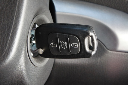 Did your vehicle key from the ignition simply break off ?